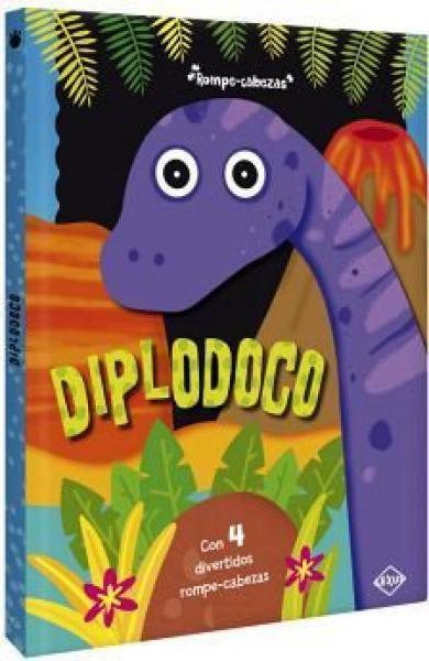DIPLODOCO (CON ROMPE CABEZAS)