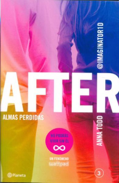 AFTER 3 - ALMAS PERDIDAS