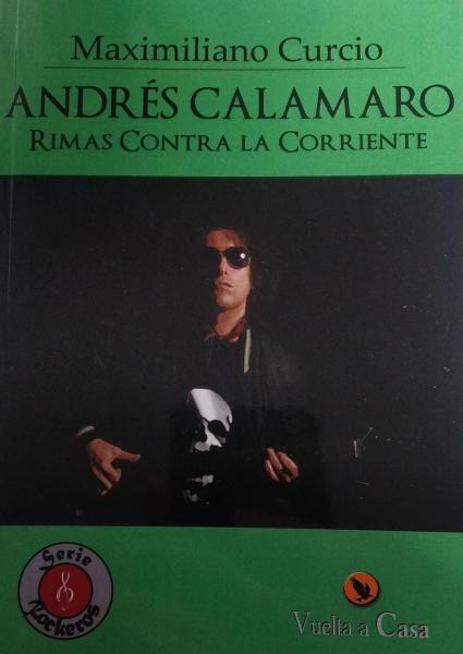 ANDRES CALAMARO RIMAS CONTRA LA CORRIENT