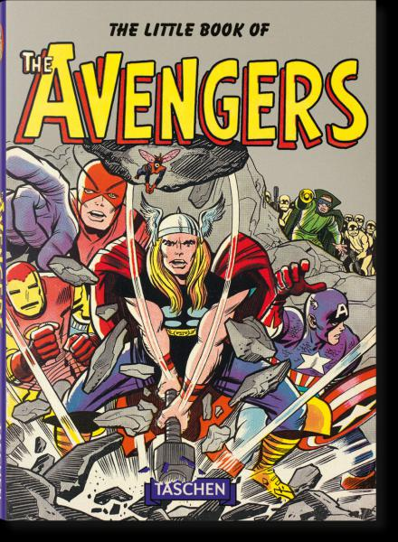 THE LITTLE BOOK OF THE AVANGERS