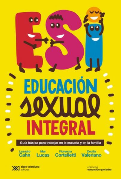 ESI - EDUCACION SEXUAL INTEGRAL 5ºED