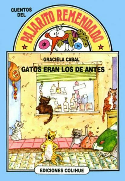 GATOS ERAN LOS DE ANTES