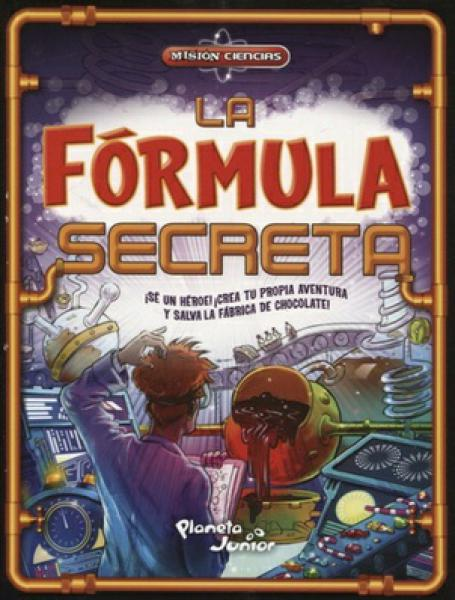 LA FORMULA SECRETA