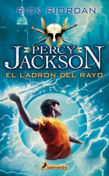 EL LADRON DEL RAYO - N.E.