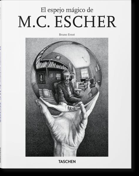 EL ESPEJO MAGICO DE M.C. ESCHER