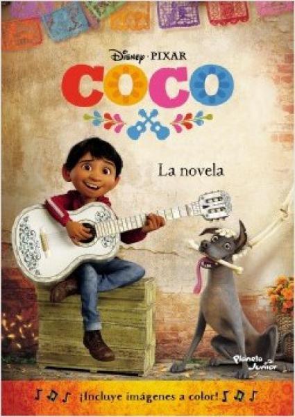 COCO - LA NOVELA