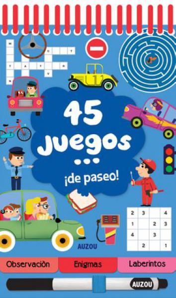 45 JUEGOS DE PASEO