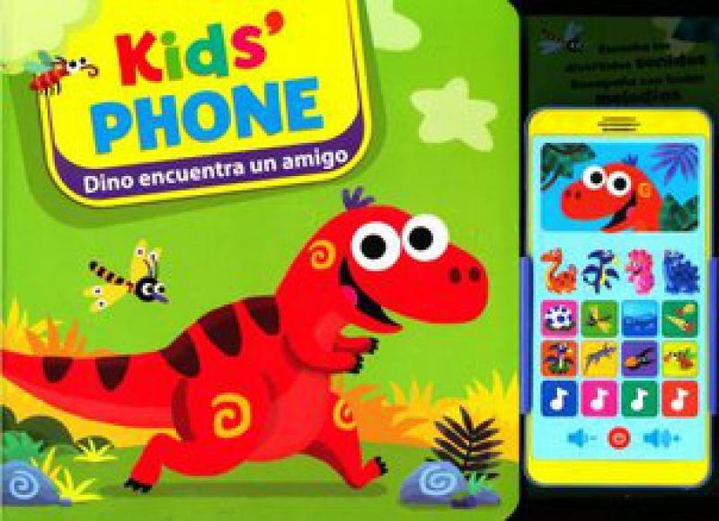 DINO ENCUENTRA UN AMIGO - KIDS PHONE