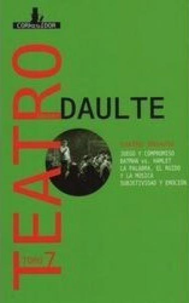 TEATRO - TOMO 7 - DAULTE