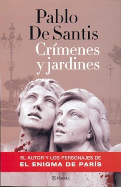 CRIMENES Y JARDINES