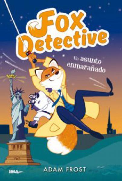 FOX DETECTIVE 3 - UN ASUNTO ENMARAÑADO