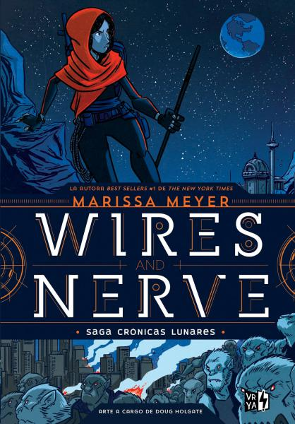 WIRES AND NERVE - VOL.1 (NOVELA GRAFICA)