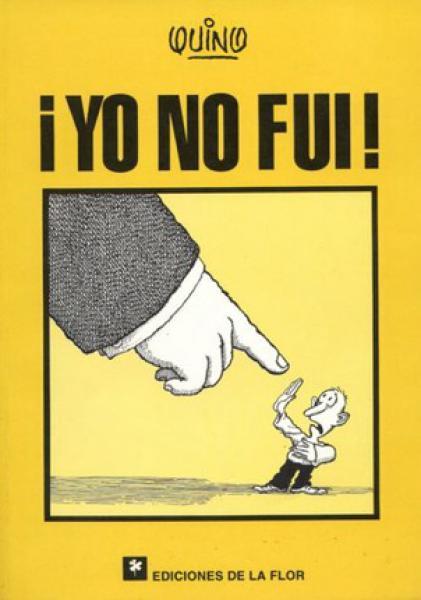 YO NO FUI!