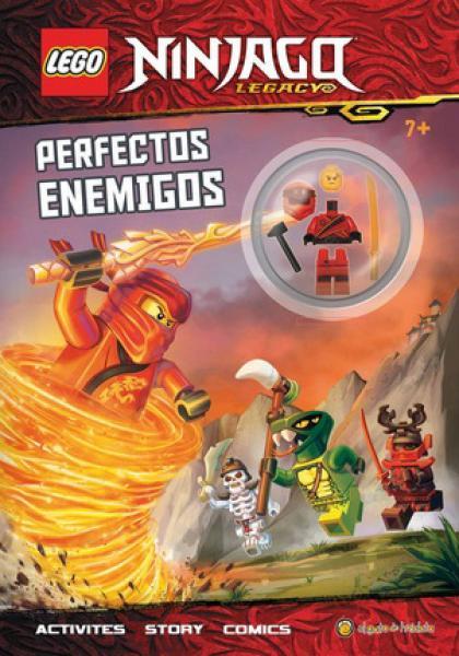 LEGO - NINJAGO - PERFECTOS ENEMIGOS