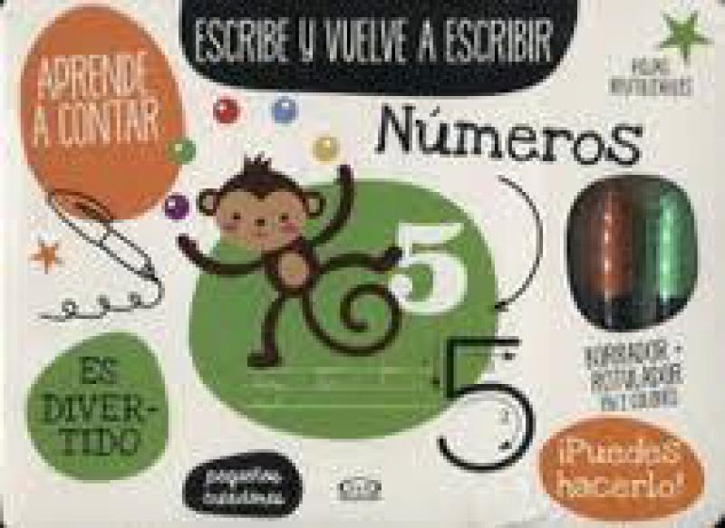 ESCRIBE Y VUELVE A ESCRIBIR - NUMEROS