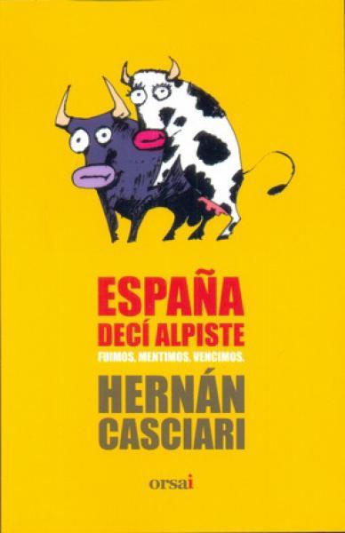 ESPAÑA DECI ALPISTE