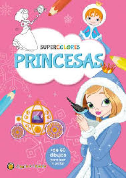 SUPERCOLORES PRINCESAS
