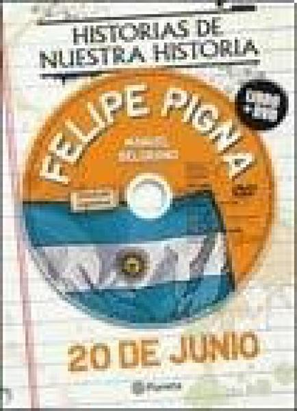 20 DE JUNIO (LIBRO+DVD)