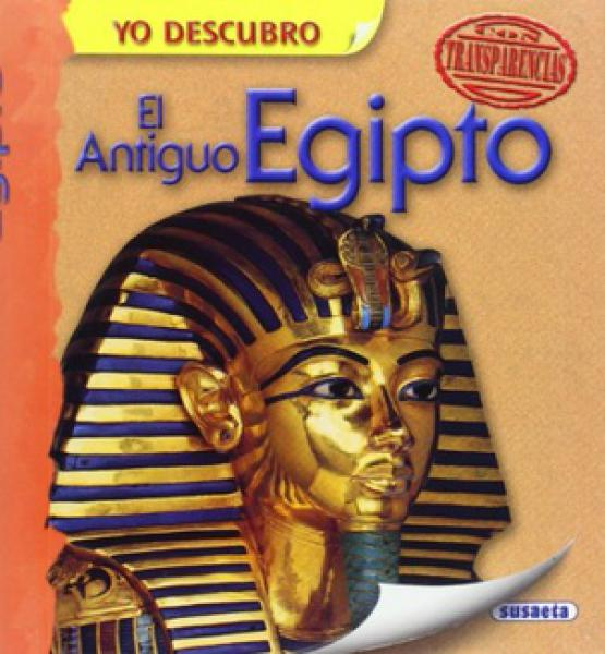 YO DESCUBRO EL ANTIGUO EGIPTO