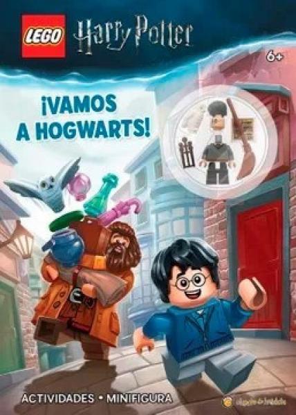 LEGO - HARRY POTTER ¡VAMOS A HOGWARTS!