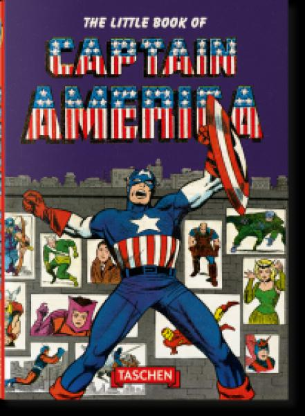 THE LITTLE BOOK OF CAPITAN AMERICA