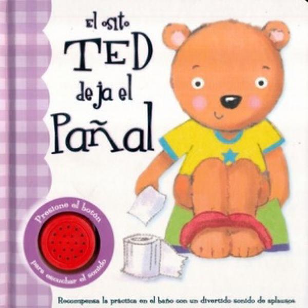 EL OSITO TED DEJA EL PAÑAL
