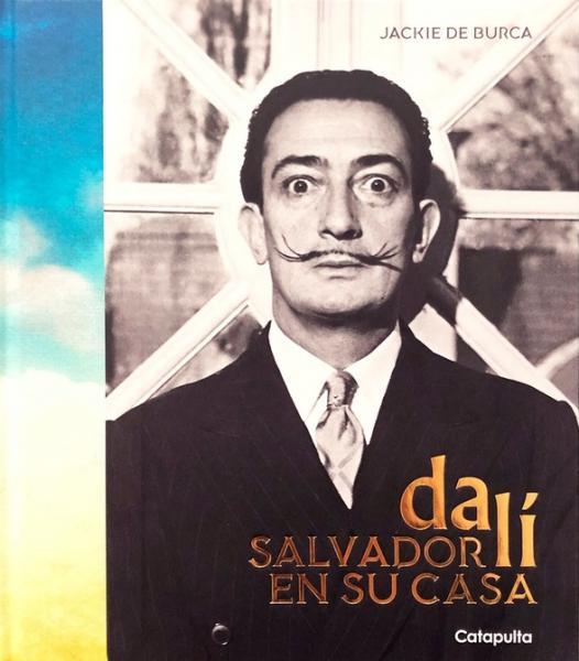 SALVADOR DALI EN SU CASA