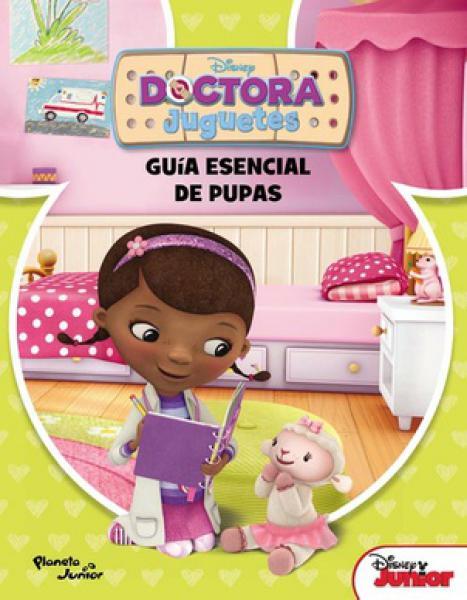 DOCTORA JUGUETES - GUIA ESENCIAL DE PUPA