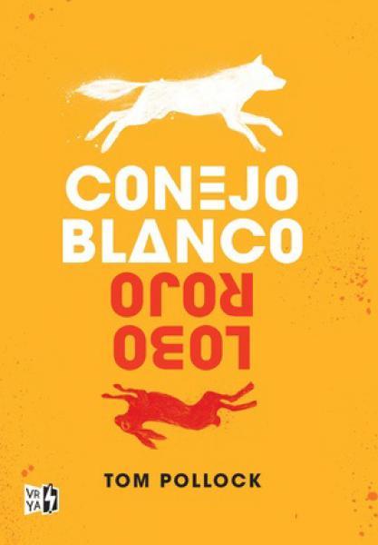 CONEJO BLANCO, LOBO ROJO