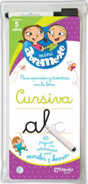 CURSIVA - MINI ABREMENTE