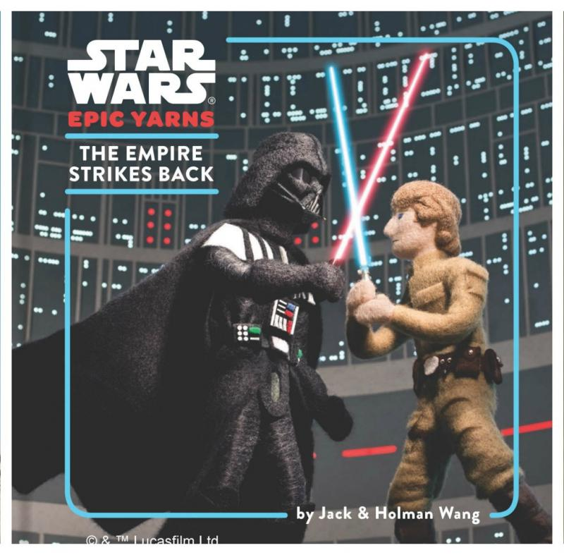 STAR WARS EPIC YARN - EL IMPERIO CONTRAT