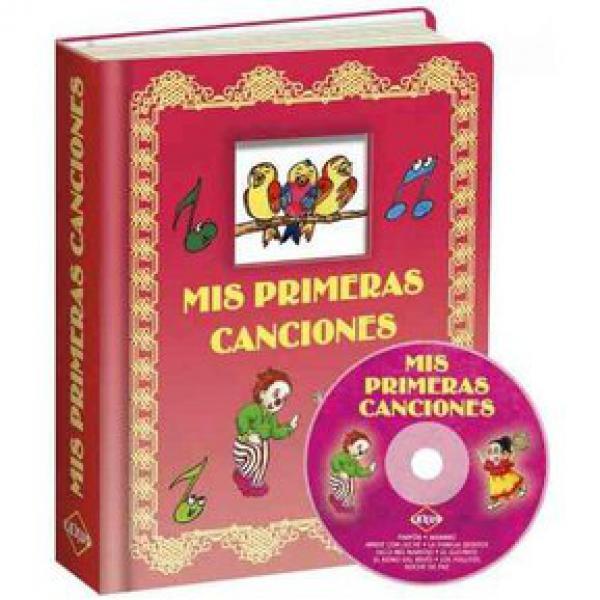 MIS PRIMERAS CANCIONES C/CD