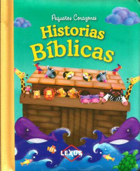 PEQUEÑOS CORAZONES HISTORIAS BIBLICAS
