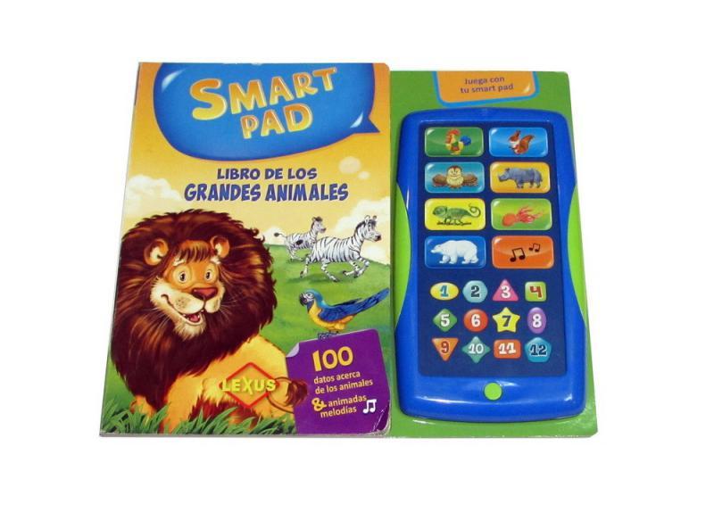 LIBRO DE LOS GRANDES ANIMALES