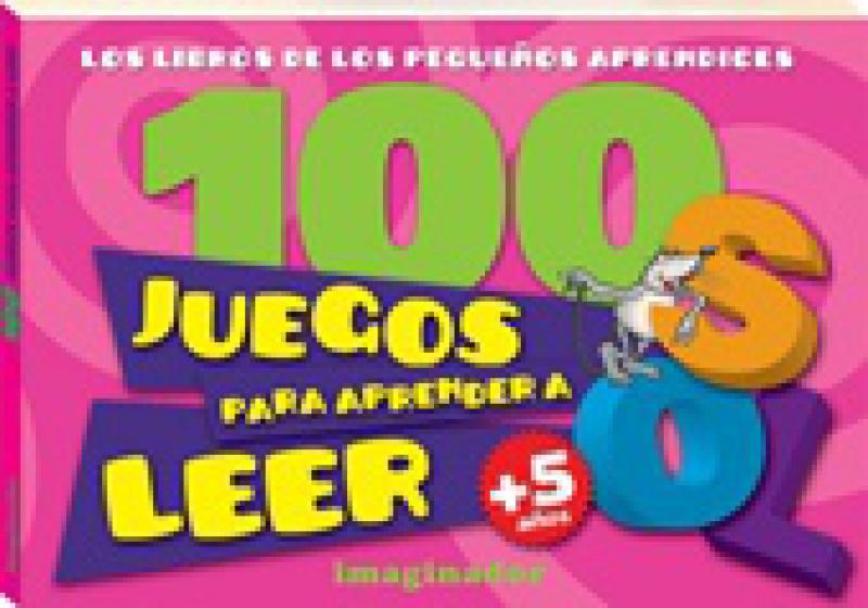 100 JUEGOS PARA APRENDER A LEER -SOL-
