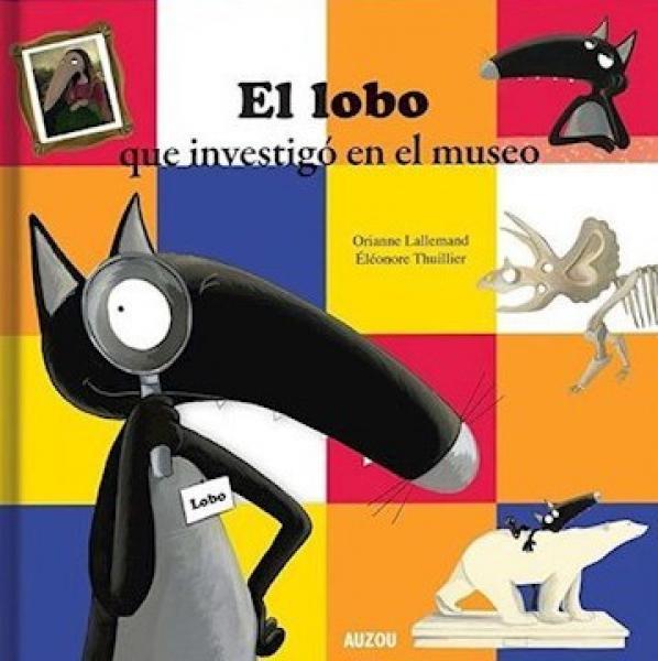 EL LOBO QUE INVESTIGO EL MUSEO