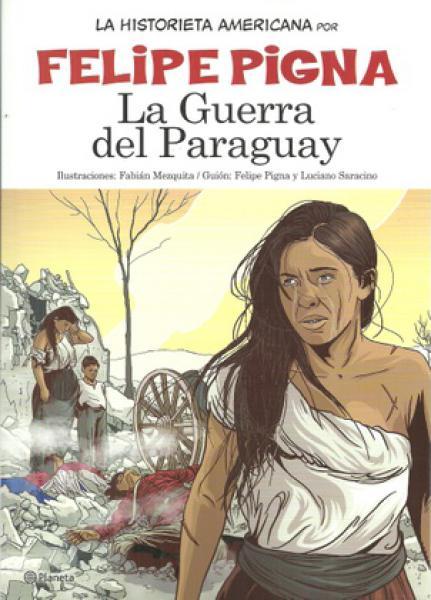LA GUERRA DEL PARAGUAY (COMIC)
