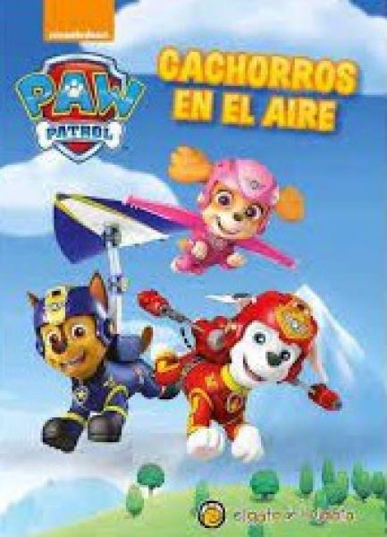 PAW PATROL - CACHORROS EN EL AIRE