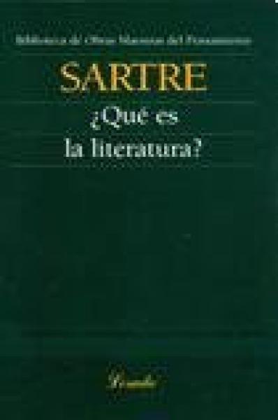 QUE ES LA LITERATURA?