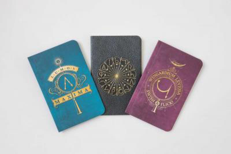 HARRY POTTER - MINI POCKET NOTEBOOK COLL
