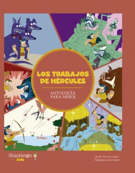TRABAJOS DE HERCULES (MITOLOGIA PARA NIÑ