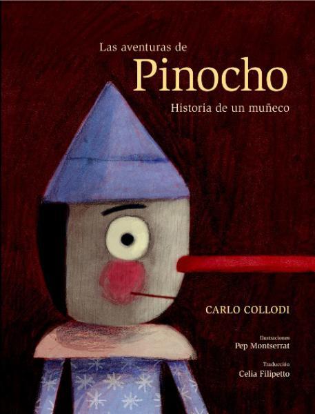 LAS AVENTURAS DE PINOCHO (ILUSTRADO)