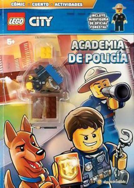 LEGO CITY ACADEMIA DE POLICIAS