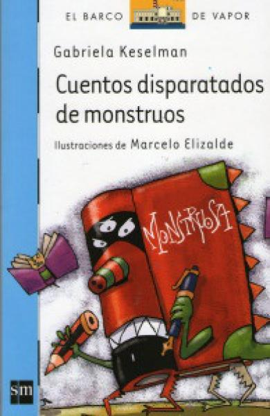 CUENTOS DISPARATADOS DE MONSTRUOS