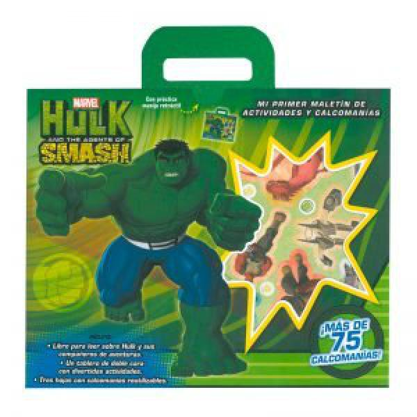 HULK AND  THE AGENTS OF SMASH - MALETIN