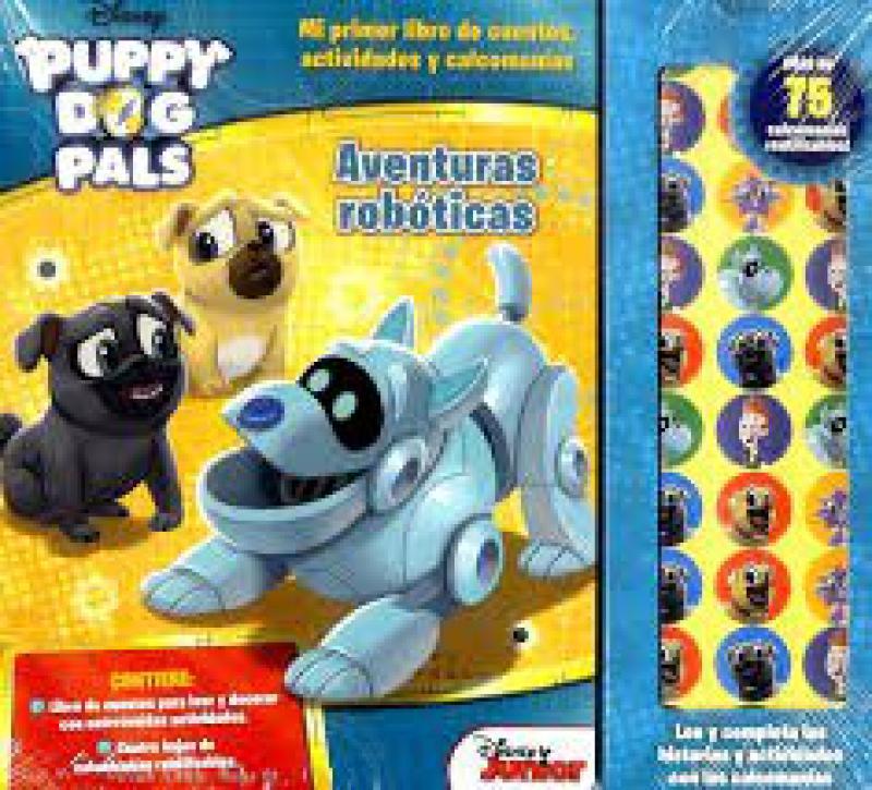PUPPY DOG PALS - AVENTURAS ROBOTICAS