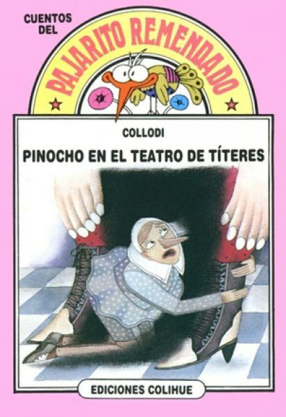 PINOCHO EN EL TEATRO DE TITERES