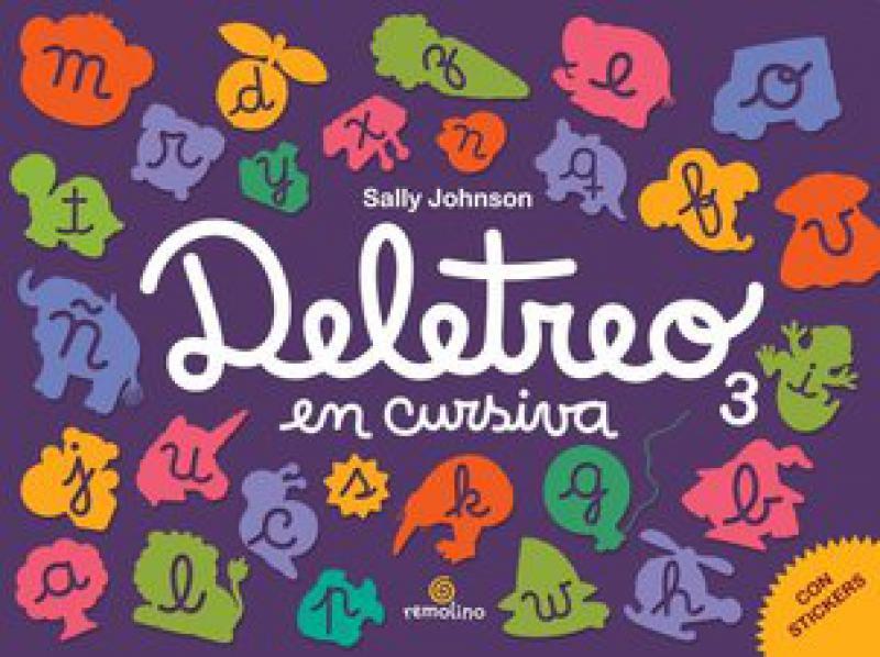DELETREO 3 - EN CURSIVA