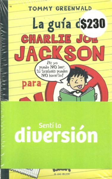 PACK CHARLIE JOE JACKSON