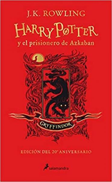 HARRY POTTER 3 - 20º GRYFFINDOR